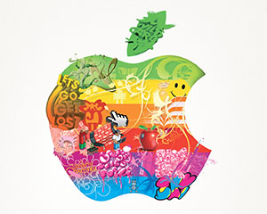 Apple MADE WITH A MAC